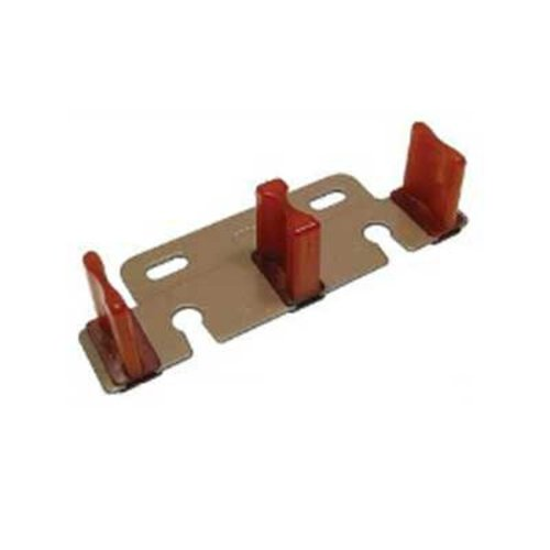 "Johnson Hardware Floor Guide for 3/4"" or 1-3/8"" Door 2135"