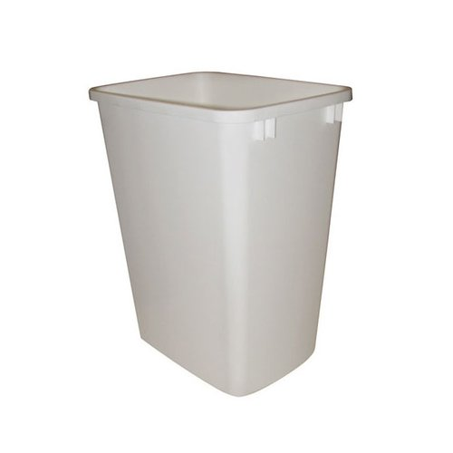 Rev-A-Shelf Polymer Replacement Bin 35 Quart - White RV-35-8