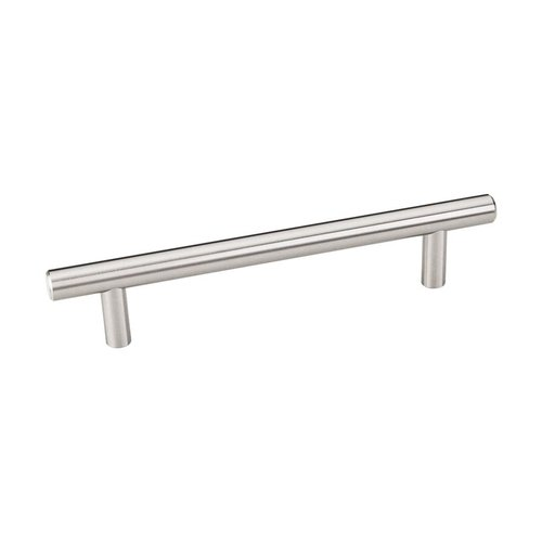 Elements by Hardware Resources Naples 5-1/16 Inch Center to Center Satin Nickel Cabinet Pull 176SN