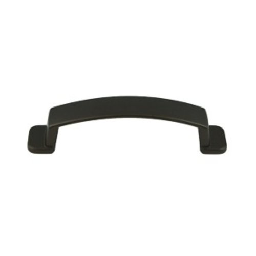 Berenson Oasis 3-3/4 Inch Center to Center Oil Rubbed Bronze Cabinet Pull 9245-1ORB-P