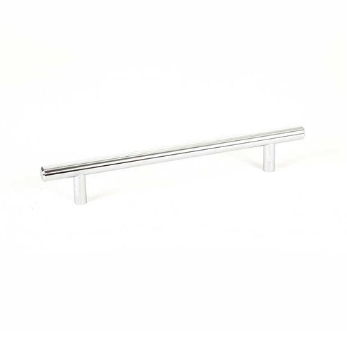Tempo 6-5/16 Inch Center to Center Polished Chrome Cabinet Pull <small>(#2028-2026-P)</small>