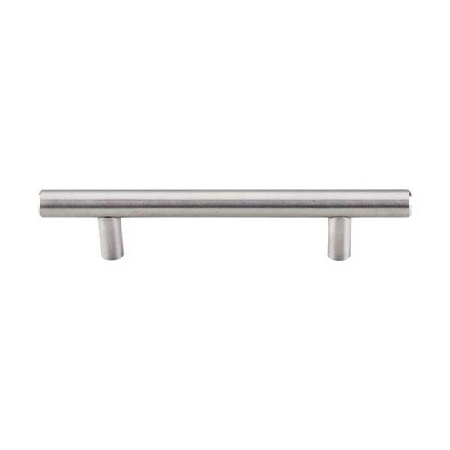 Top Knobs SS304 Stainless Steel 3-3/4 Inch Center to Center Stainless Steel Cabinet Pull SSH2