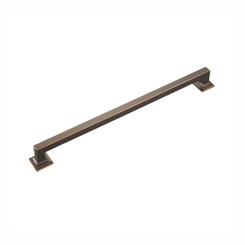 "Hickory Hardware Studio Collection Appliance Pull 18"" C/C Oil Rubbed Bronze H P2279-OBH"