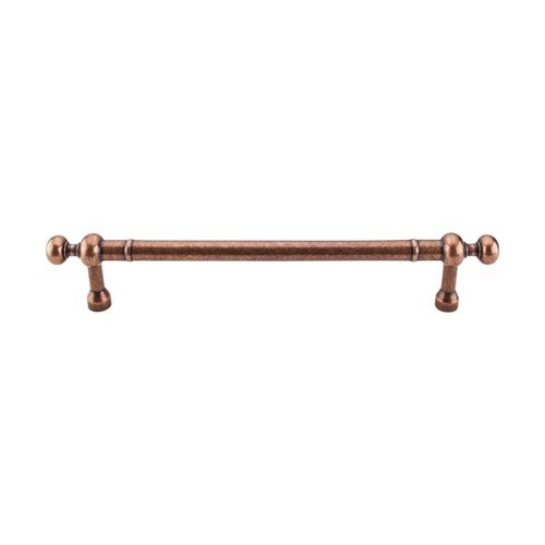 Top Knobs Appliance Pull 18 Inch Center to Center Old English Copper Appliance Pull M861-18