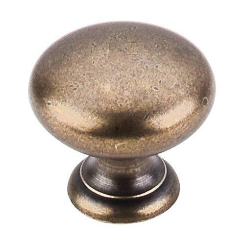 Top Knobs Somerset 1-1/4 Inch Diameter German Bronze Cabinet Knob M287