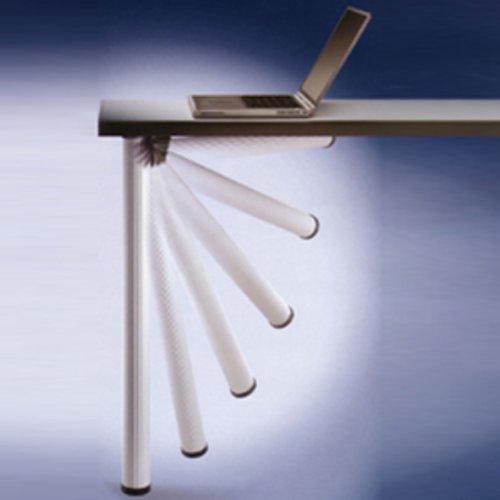 "Peter Meier Click Foldable Leg Set Chrome 27-3/4""H 656-70-C1"