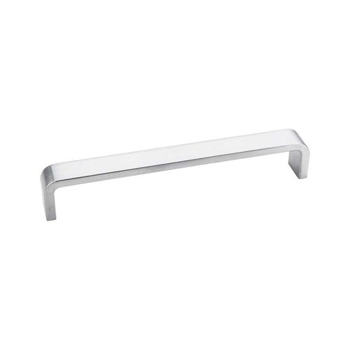 Elements by Hardware Resources Asher 6-5/16 Inch Center to Center Brushed Chrome Cabinet Pull 193-160BC