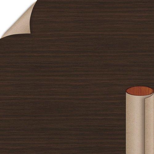 Dark Zebrano Arborite Laminate Horizontal 4X8 Structured W423-SR-A4-48X096