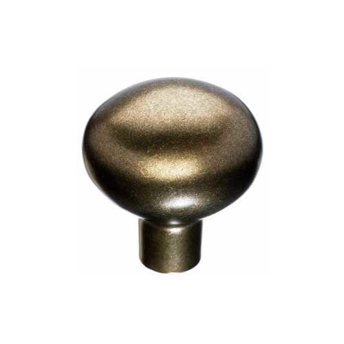 Top Knobs Aspen 1-7/16 Inch Length Light Bronze Cabinet Knob M1531