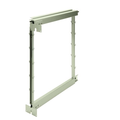 Kessebohmer Base Pullout Frame For Overlay & Inset Doors Champagne 546.62.806