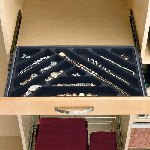 Rev-A-Shelf Jewelry Box Drawer w/ Slides CJD-2414