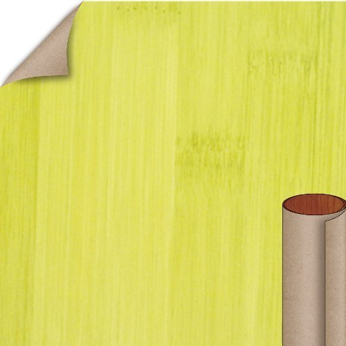 Nevamar Extreme Green Bamboo Textured Finish 4 ft. x 8 ft. Countertop Grade Laminate Sheet WZ5001T-T-H5-48X096