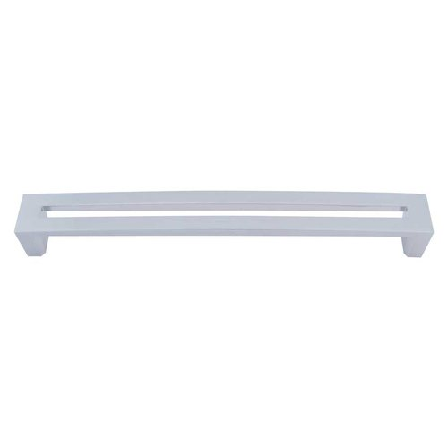 Atlas Homewares Centinel 7-1/2 Inch Center to Center Brushed Nickel Cabinet Pull 256-BRN