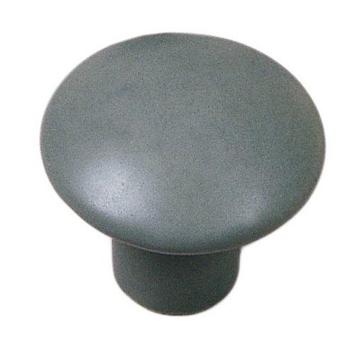 Laurey Hardware Mesa 1-3/8 Inch Diameter Matte Moss Cabinet Knob 03981