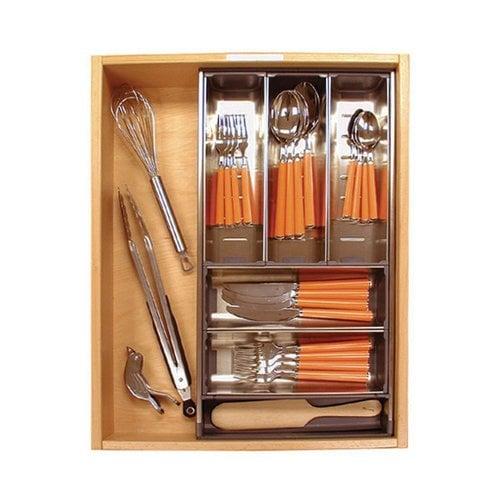 "Blum Tandem Orga Triple Cutlery 21"" ZHI.533BI3A"