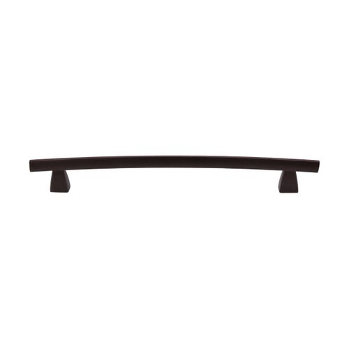 Top Knobs Sanctuary 8 Inch Center to Center Oil Rubbed Bronze Cabinet Pull TK5ORB