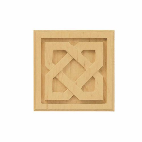 Celtic Tile Unfinished Hard Maple <small>(#01902025HM1)</small>
