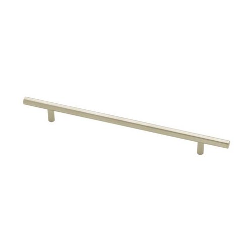 Liberty Hardware Bauhaus 8-13/16 Inch Center to Center Stainless Steel Cabinet Pull P02102-SS-C