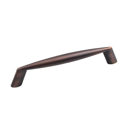 "Elements by Hardware Resources Zachary Pull 5-1/16"" C/C Brushed Oil Rubbed Bronze 988-128DBAC"