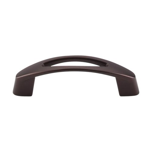 Top Knobs Nouveau 3 Inch Center to Center Oil Rubbed Bronze Cabinet Pull M1774