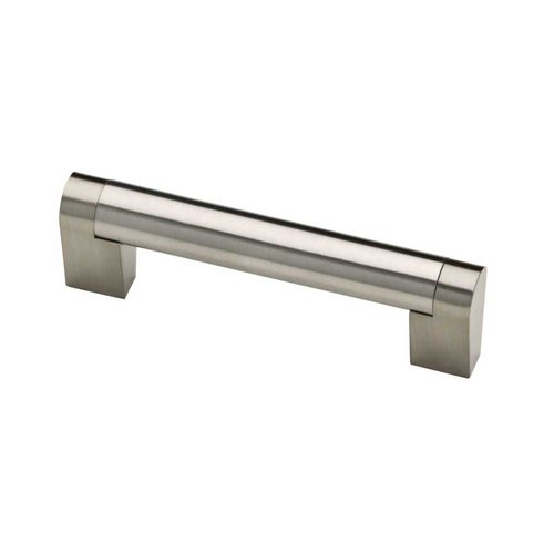 Liberty Hardware Stratford 3-3/4 Inch Center to Center Stainless Steel Cabinet Pull P28920-SS-C