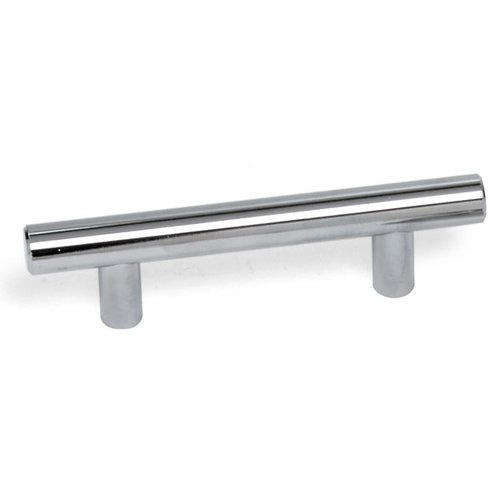 Laurey Hardware Danica 3 Inch Center to Center Polished Chrome Cabinet Pull 52926