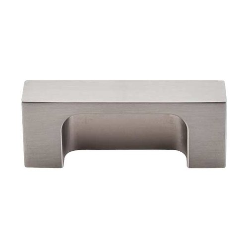 Top Knobs Sanctuary II 2 Inch Center to Center Brushed Satin Nickel Cabinet Pull TK275BSN