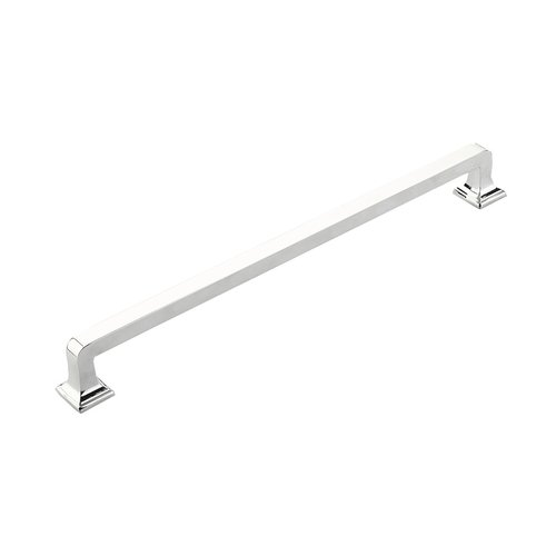 Schaub and Company Menlo Park 15 Inch Center to Center Polished Chrome Appliance Pull 535-26