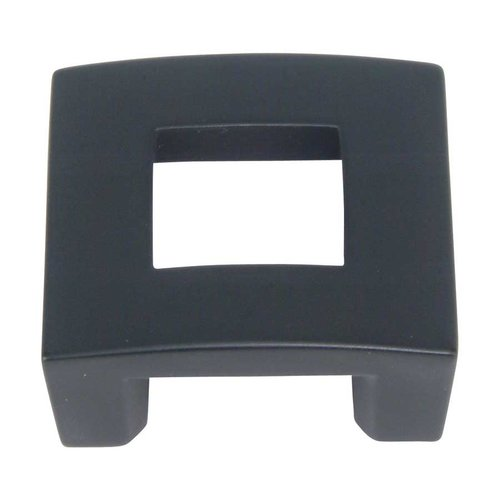 Atlas Homewares Centinel 1-1/4 Inch Center to Center Black Cabinet Pull 255-BL