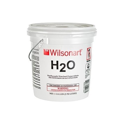 Wilsonart H2O Water Based Contact Adhesive 5 Gallon WA-20OWH5GAL