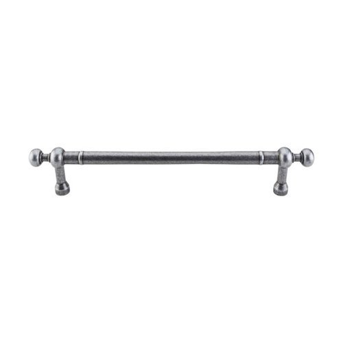 Top Knobs Appliance Pull 18 Inch Center to Center Pewter Appliance Pull M837-18