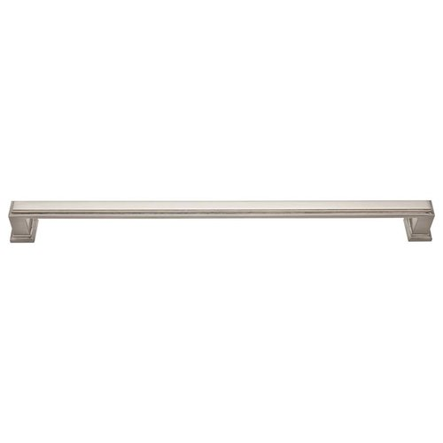 Atlas Homewares Sutton Place 11-5/16 Inch Center to Center Brushed Nickel Cabinet Pull 337-BRN