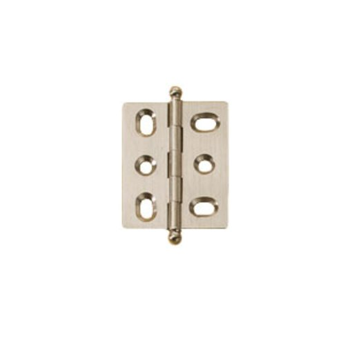 Hafele Elite Mortised Butt Hinge 50X40mm - Polished Chrome 354.17.210