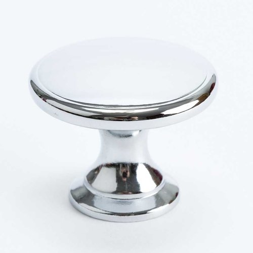 Berenson Alto 1-3/4 Inch Diameter Polished Chrome Cabinet Knob 4136-4026-P
