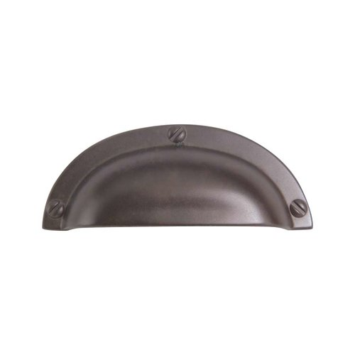 Atlas Homewares Successi 2-1/2 Inch Center to Center Oil Rubbed Bronze Cabinet Cup Pull A818-O