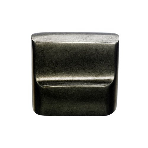 Top Knobs Aspen 7/8 Inch Center to Center Silicon Bronze Light Cabinet Knob M1500