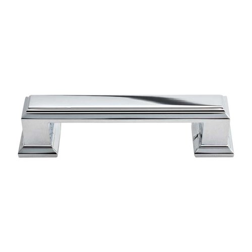Atlas Homewares Sutton Place 3 Inch Center to Center Polished Chrome Cabinet Pull 291-CH