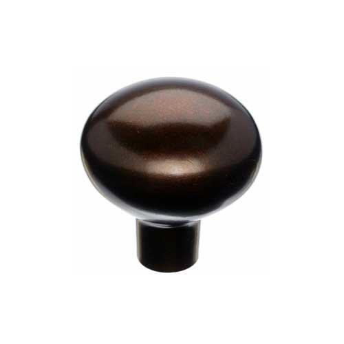 Top Knobs Aspen 1-7/16 Inch Length Mahogany Bronze Cabinet Knob M1533