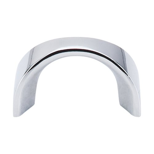 Top Knobs Nouveau II 1-1/4 Inch Center to Center Polished Chrome Cabinet Pull M553