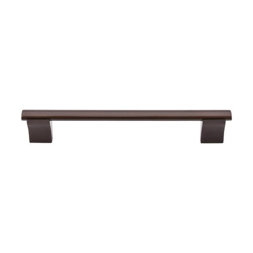 Top Knobs Bar Pull 6-5/16 Inch Center to Center Oil Rubbed Bronze Cabinet Pull M1108