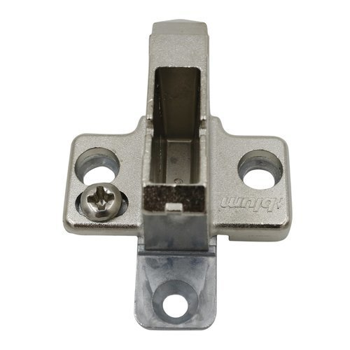 Blum Clip 2 Piece Mounting Plate For Euro-screw 18MM 175H9190.22