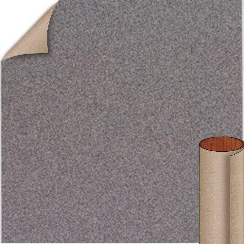 Nevamar Phantom Grey Matrix Textured Finish 4 ft. x 8 ft. Vertical Grade Laminate Sheet MR6007T-T-V3-48X096