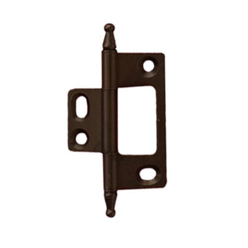 Hafele Elite Non-Mortised Butt Hinge 50X37mm - Oil Rubbed Bronze 351.95.190