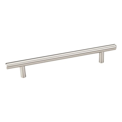 Elements by Hardware Resources Naples Cabinet Pull 160MM C/C Satin Nickel 220SN