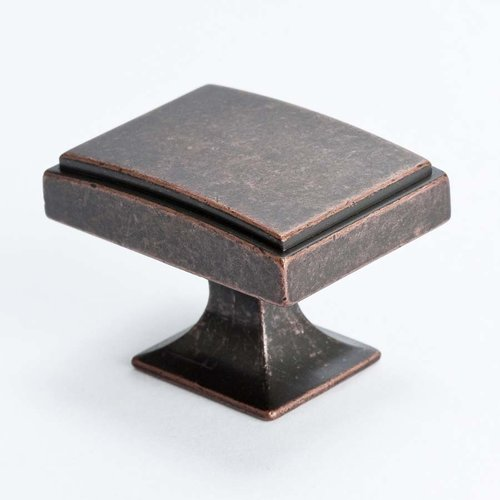 Hearthstone 1-9/16 Inch Diameter Weathered Venetian Bronze Cabinet Knob <small>(#4085-1WVB-P)</small>