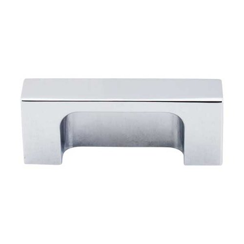 Top Knobs Sanctuary II 2 Inch Center to Center Polished Chrome Cabinet Pull TK275PC