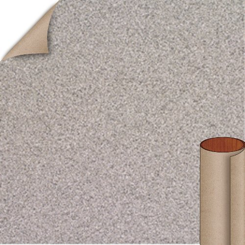Nevamar Cinder Grey Matrix Textured Finish 4 ft. x 8 ft. Vertical Grade Laminate Sheet MR6006T-T-V3-48X096
