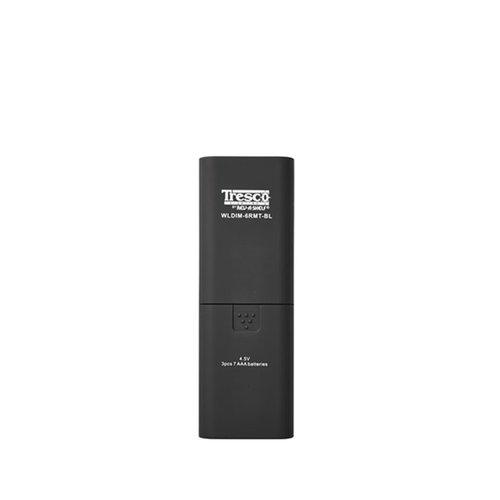 Tresco International Tresco FREEDiM 6 Zone Wireless Remote Black L-WLD-6RMT-BL-1