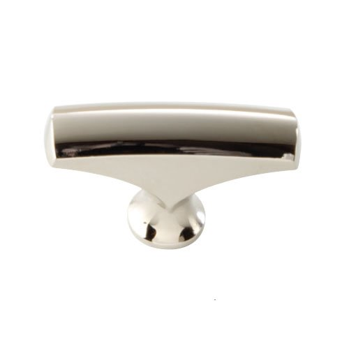 Hickory Hardware Greenwich 1-3/4 Inch Length Bright Nickel Cabinet Knob P3372-14