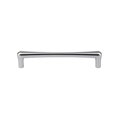 Top Knobs Barrington 6-5/16 Inch Center to Center Polished Chrome Cabinet Pull TK765PC